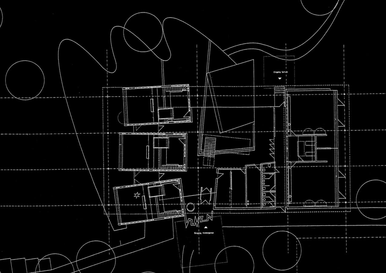 b chlemeid 1994 kindergarten fronhof erweiterung der aubert schule dei lingen. Black Bedroom Furniture Sets. Home Design Ideas